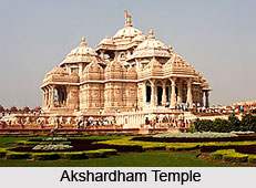 Akshardham Temple, Nizamuddin Bridge, New Delhi
