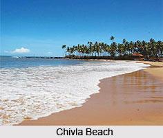 Chivla Beach, Maharashtra
