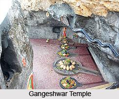 Gangeshwar Temple, Diu