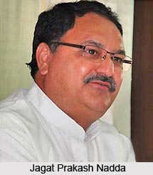 Jagat Prakash Nadda, Indian Politician