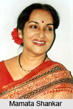 Mamata Shankar, Bengali Actress