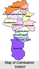Coimbatore District, Tamil Nadu
