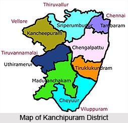 Kanchipuram District, Tamil Nadu