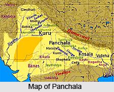 Panchala, Ancient Indian City