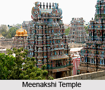 Meenakshi Temple, Madurai, Tamil Nadu