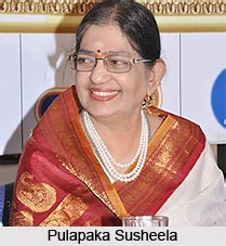 Pulapaka Susheela, Indian Playback Singer