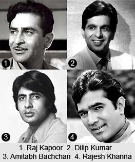Bollywood Actors, Indian Cinema