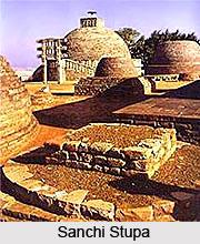 Sanchi Archaeological Museum , Madhya Pradesh