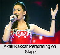 Akriti Kakar, Bollywood Singer