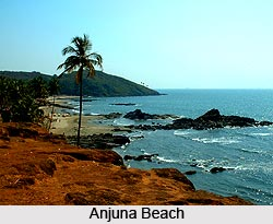Anjuna Village, Goa