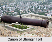 Bhongir Fort, Nalgonda District, Telangana