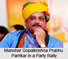 Manohar Parrikar, Indian Politician