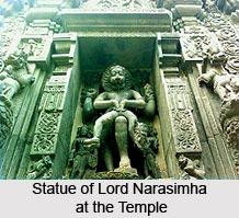 Simhachalam Varaha Lakshminarasimha Temple, Andhra Pradesh