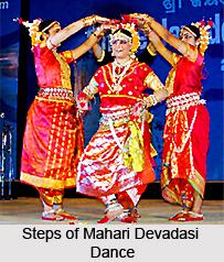 Mahari Devadasis, Dancers of Odisha