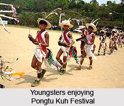 Pongtu Kuh Festival, Tribal Festival, Arunachal Pradesh
