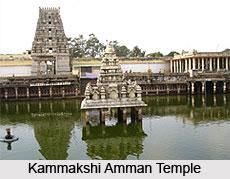 Tourism in Kanchipuram District, Tamil Nadu