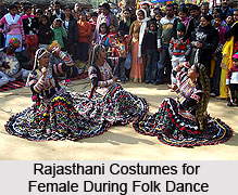 Tribal Costumes of Rajasthan