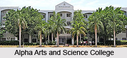 Alpha Arts and Science College, Porur, Chennai, Tamil Nadu