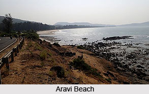 Aravi Beach, Maharashtra