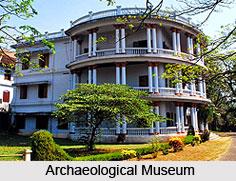 Archaeological Museum , Cochin, Kerala