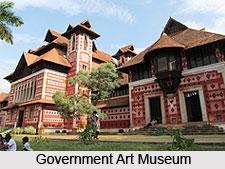 Art Museum, Thirvananthpuram, Kerala