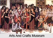 Arts And Crafts Museum, Bhavnagar, Gujarat