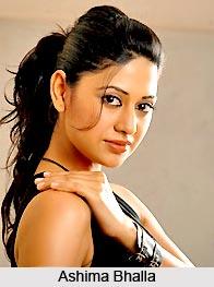 Ashima Bhalla, Indian TV Actress