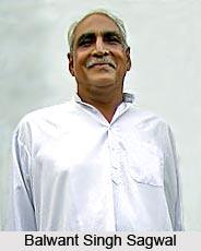 Balwant Singh Sagwal, Indian Volleyball Player