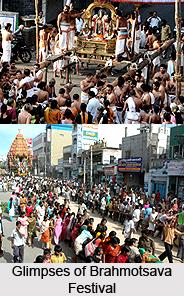 Brahmotsava Festival, Tirupati, Andhra Pradesh