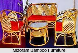 Crafts of Mizoram