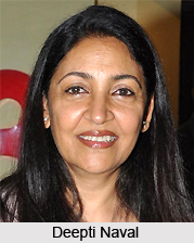 Deepti Naval, Indian Actress