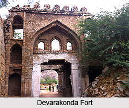 Devarakonda Fort, Nalgonda District, Telangana