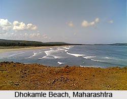 Dhokamle Beach, Maharashtra