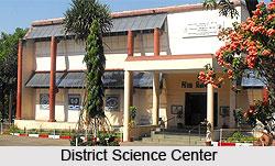 District Science center, Dharampur, Valsad, Gujarat