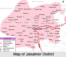 Economy of Jaisalmer District, Rajasthan