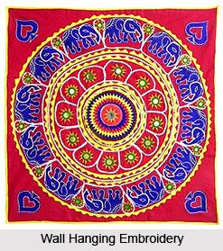 Embroidery of Andhra Pradesh