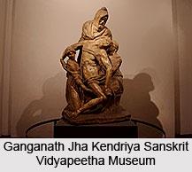 Ganganath Jha Kendriya Sanskrit Vidyapeetha Museum, Allahabad, Uttar Pradesh