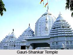 Gauri-Shankar Temple, Delhi