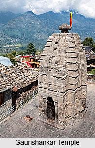 Gaurishankar Temple, Kullu, Himachal Pradesh