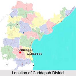 Geography Of Cuddapah District, Andhra Pradesh