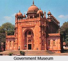Government Museum at Chennai, Tamil Nadu