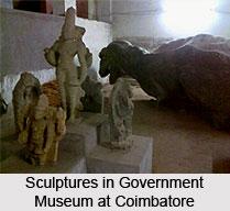 Government Museum at Coimbatore, Tamil Nadu