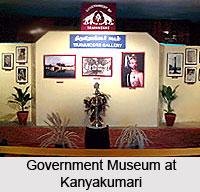 Government Museum at Kanyakumari, Tamil Nadu