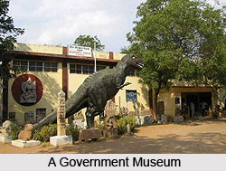 Government Museum at Madurai, Tamil Nadu