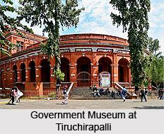 Government Museum at Tiruchirapalli, Tamil Nadu