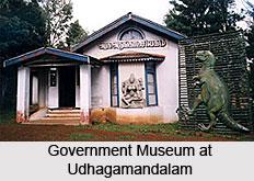 Government Museum at Udhagamandalam, Tamil Nadu