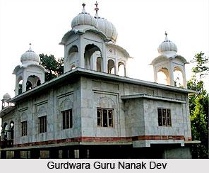 Gurdwara Guru Nanak Dev, Jammu, Jammu and Kashmir