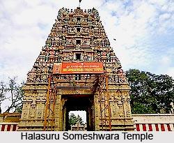 Halasuru Someshwara Temple, Karnataka