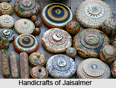 Handicrafts of Jaisalmer