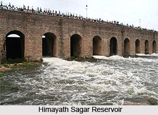 Himayat Sagar, Hyderabad, Telangana